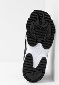 adidas Originals - KIELLOR XTRA  - Høye joggesko - core black/footwear white - 6