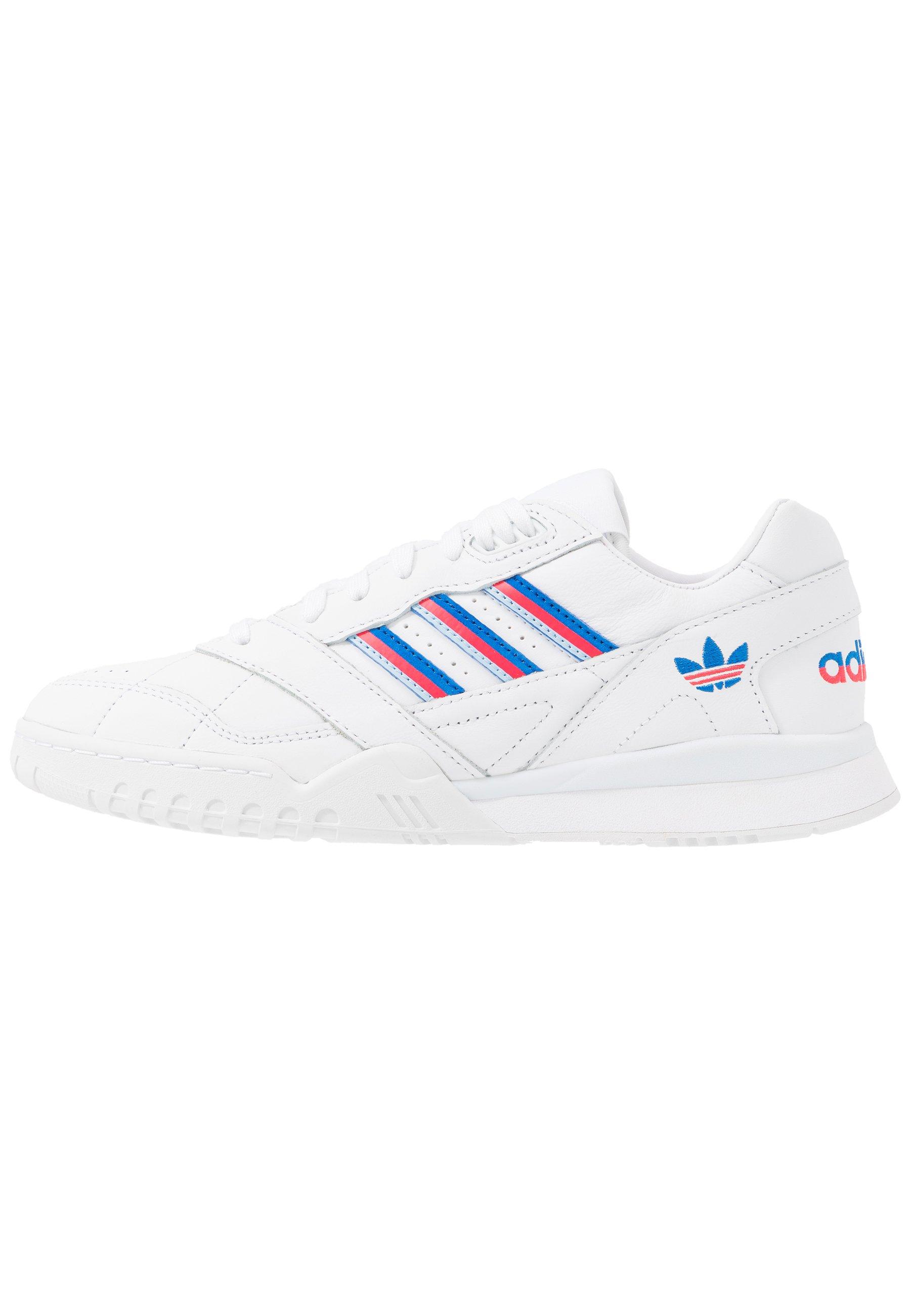 Adidas Originals Trainer - Sneakers Footwear White/glow Blu/shock Red