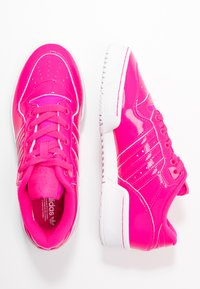 adidas Originals - RIVALRY - Trainers - shock pink/footwear white - 3