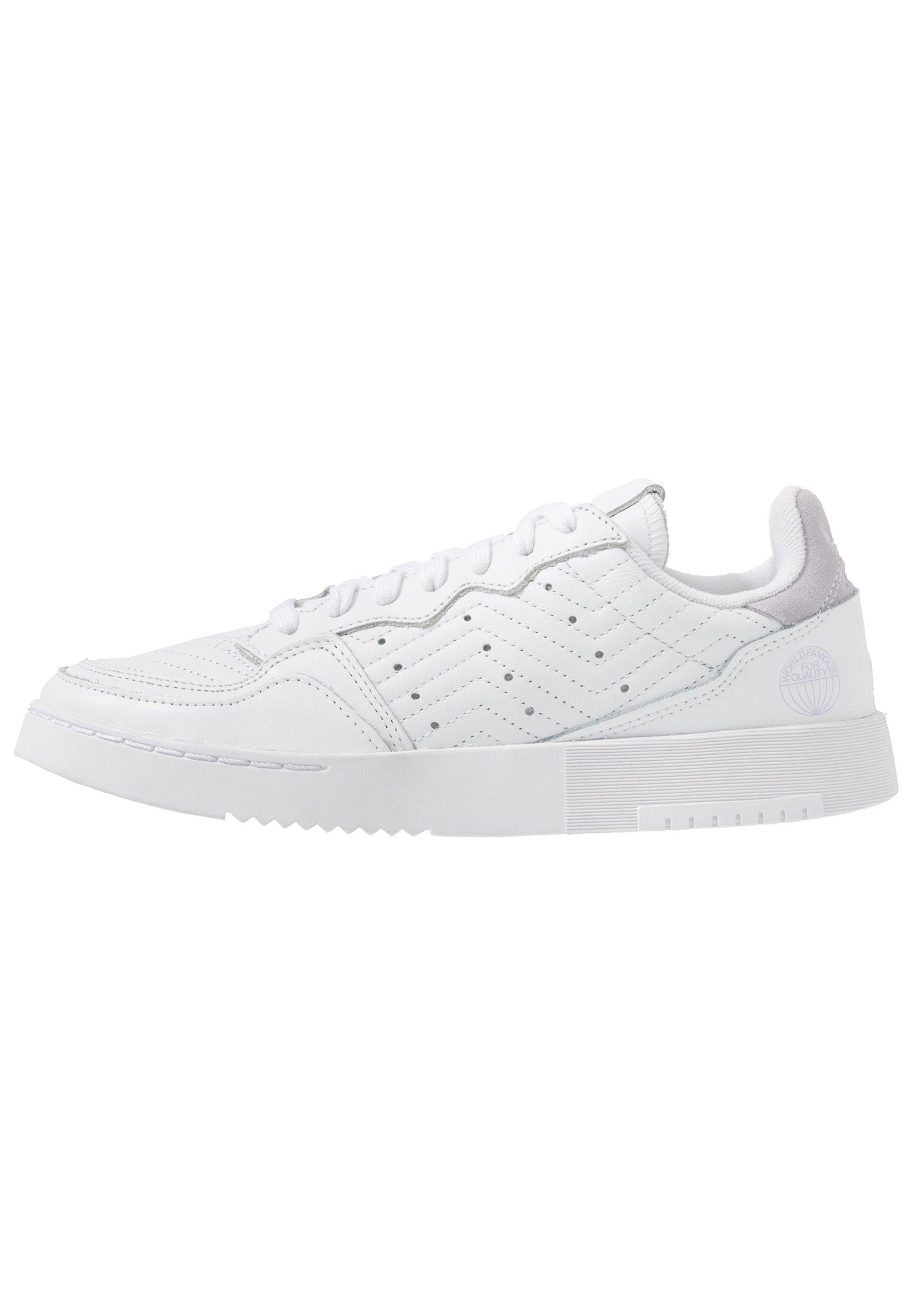 SUPERCOURT Baskets basses footwear whitepurple tint