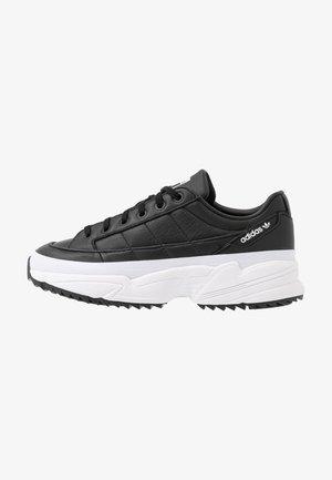 KIELLOR - Sneakersy niskie - core black/footwear white