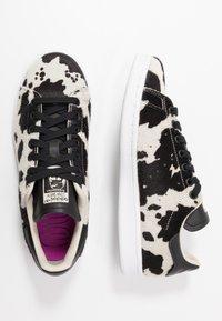 adidas Originals - STAN SMITH  - Baskets basses - core black/clear brwon/vivid pink - 3
