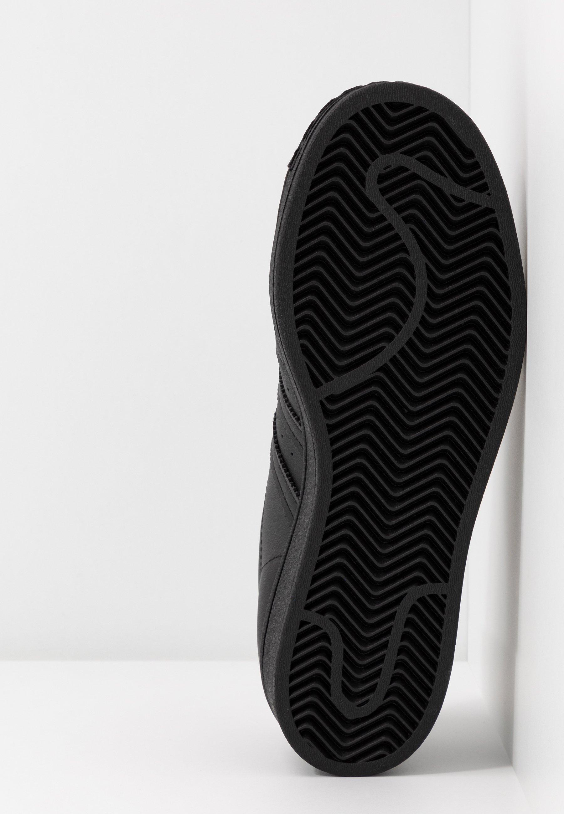 adidas Originals SUPERSTAR  - Sneakersy niskie - core black/footwear white/glow pink