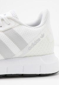 adidas Originals - SWIFT - Trainers - footwear white/grey one/core black - 2