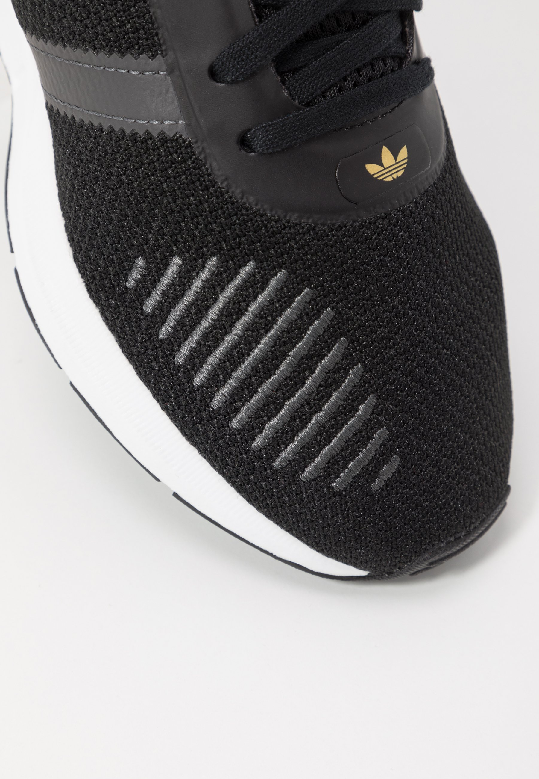 adidas Originals SWIFT - Sneakers - clear black/grey six/footwear white