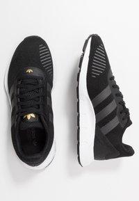 adidas Originals - SWIFT - Trainers - clear black/grey six/footwear white - 3
