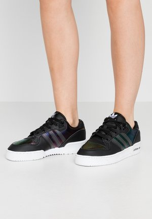 RIVALRY - Trainers - core black/footwear white/mystery ruby