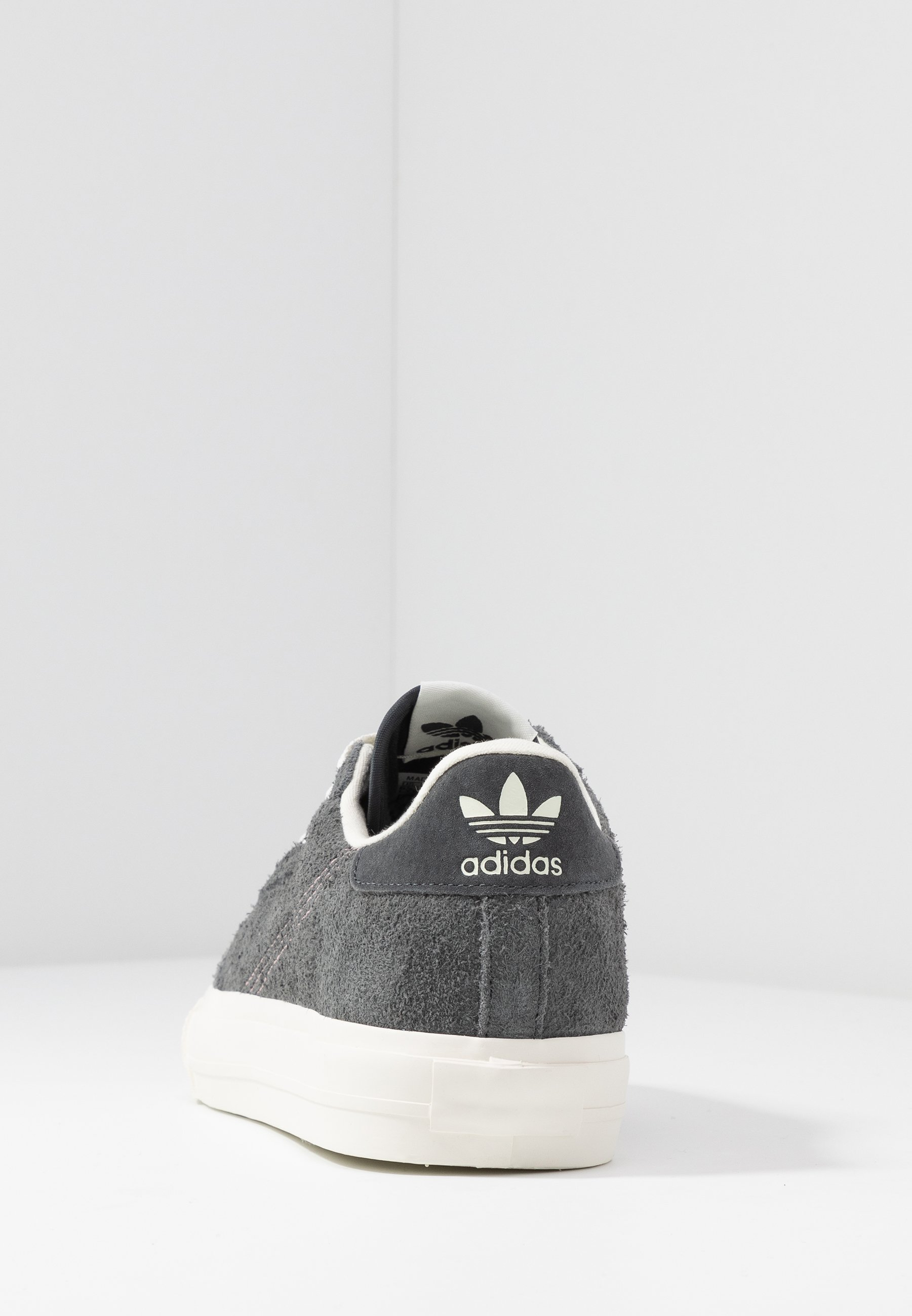 adidas Originals CONTINENTAL - Sneakersy niskie - grey six/offwhite/glow pink
