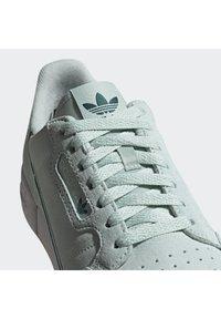 adidas Originals - CONTINENTAL 80 SHOES - Sneakers laag - green - 6