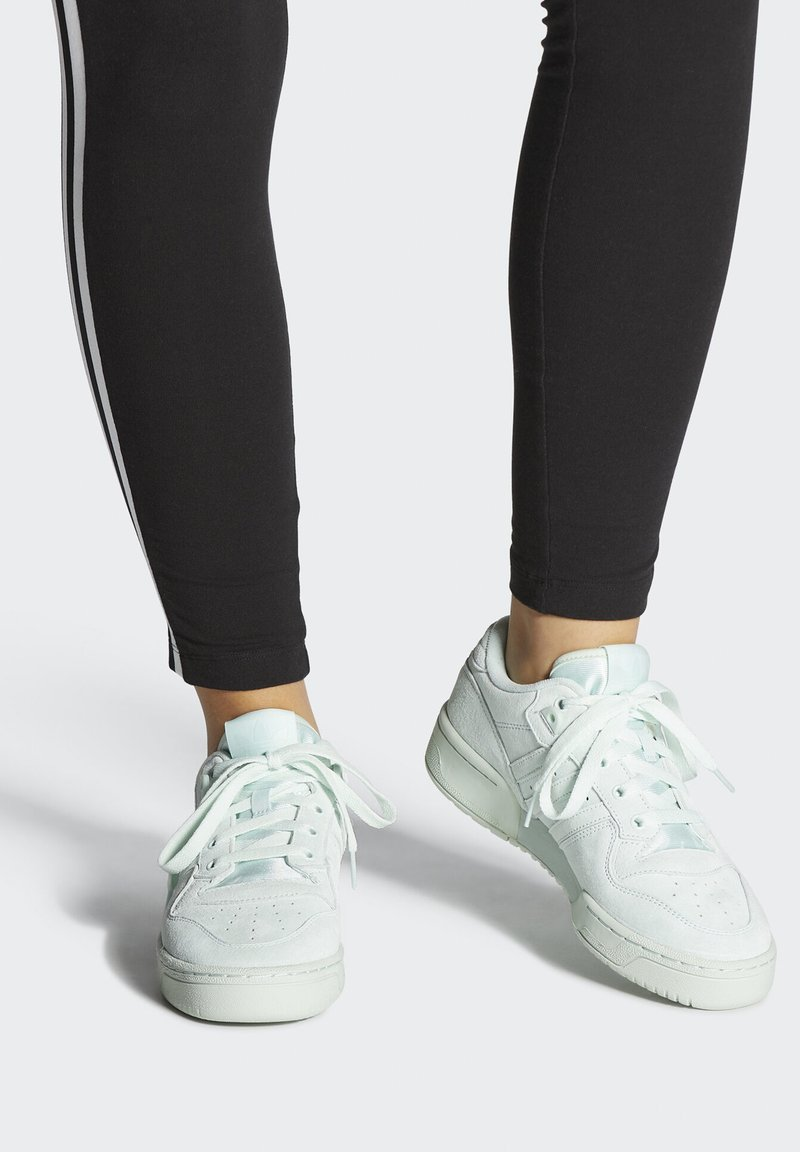 adidas Originals - Sneakers basse - white/green