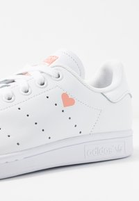 adidas Originals - STAN SMITH - Baskets basses - footwear white/glow pink - 2