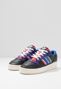 adidas Originals - RIVALRY - Sneakers - core black/footwear white/offwhite - 4