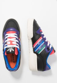 adidas Originals - RIVALRY - Sneakers - core black/footwear white/offwhite - 3