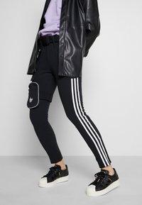 adidas Originals - SUPERSTAR BOLD W - Sneakers laag - black - 2