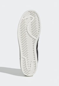 adidas Originals - SUPERSTAR BOLD W - Sneakers laag - black - 3