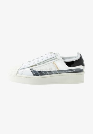 SUPERSTAR BOLD - Sneakers laag - footwear white/offwhite/core black