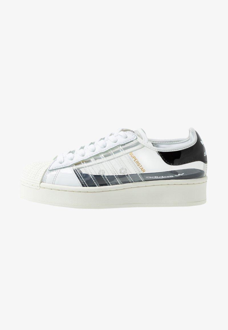 adidas Originals - SUPERSTAR BOLD - Tenisky - footwear white/offwhite/core black