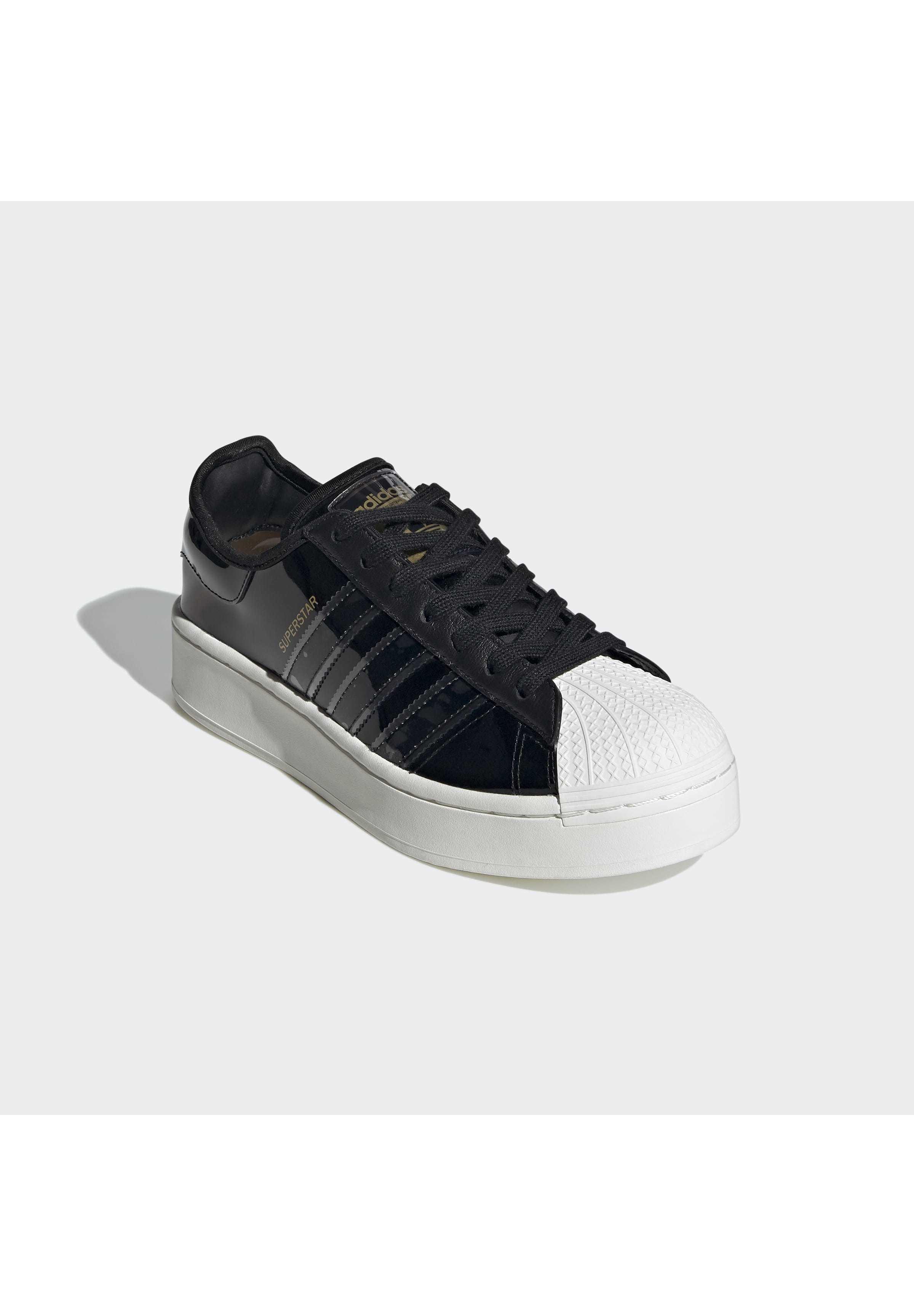 adidas Originals SUPERSTAR BOLD - Sneakers - black