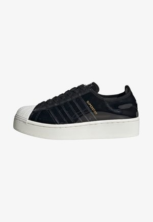 SUPERSTAR BOLD - Sneakers laag - black