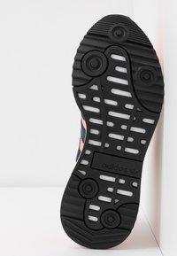 adidas Originals - SL ANDRIDGE - Zapatillas - chalk coral/night indigo/solar yellow - 6