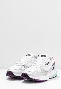 adidas Originals - Joggesko - glow pink/footwear white/core black - 4