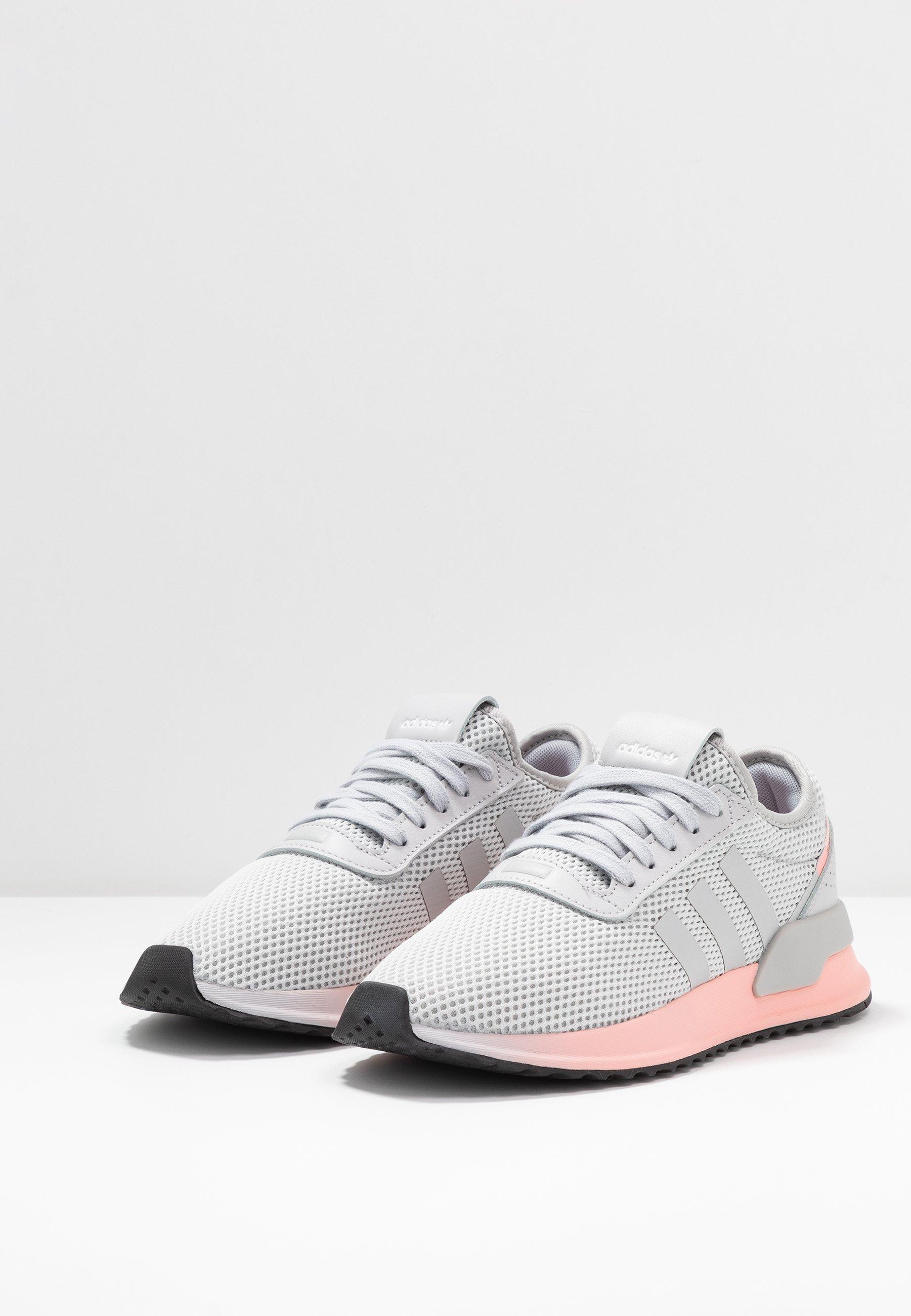 adidas Originals U_PATH X - Sneakersy niskie - light solid grey/footwear white