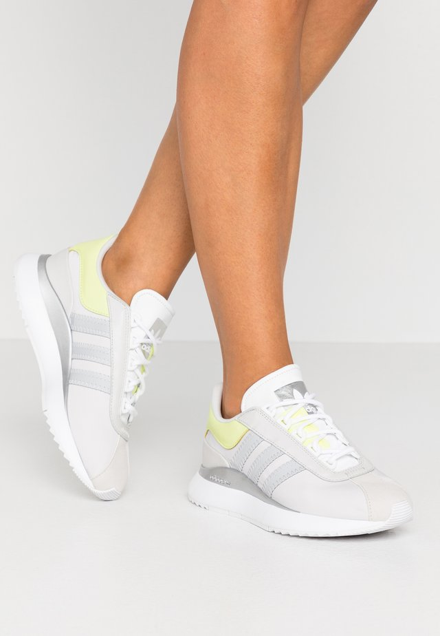 ANDRIGE - Sneakers - grey one/grey two/semi frozen yellow