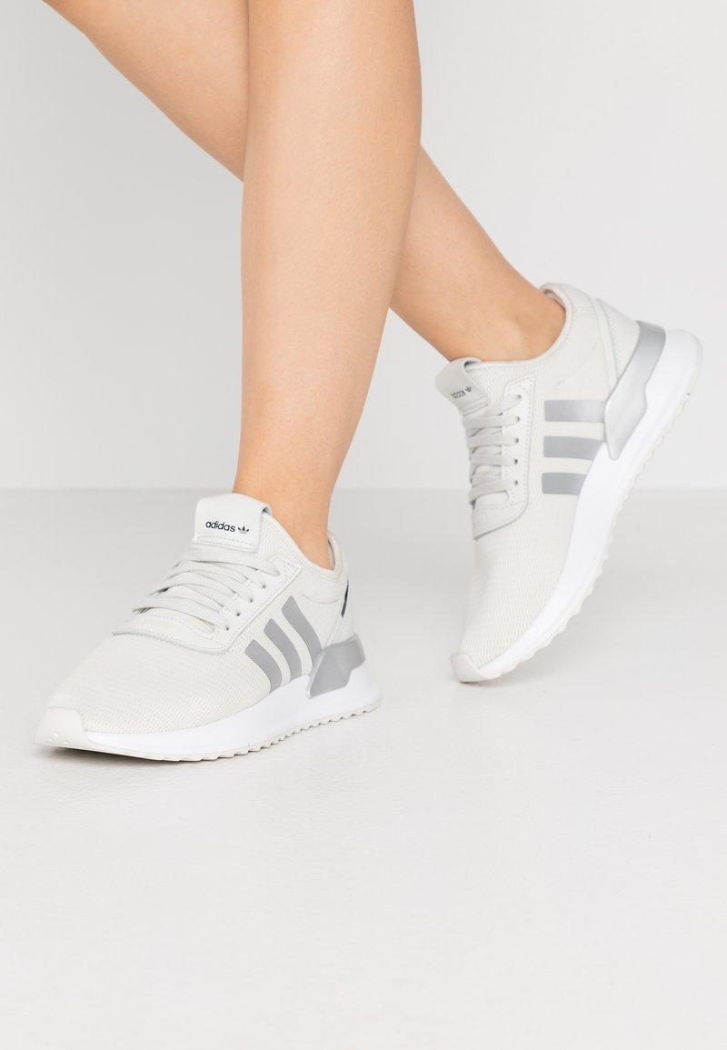 adidas Originals - U_PATH X - Trainers - orbit grey/silver metallic/footwear white