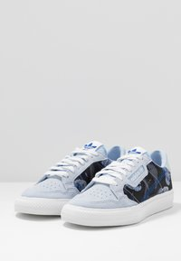 adidas Originals - CONTINENTAL - Sneakers laag - periwinkle/crystal white/royal blue - 4