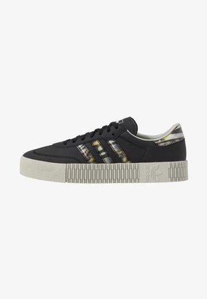 SAMBAROSE  - Sneakers - core black/metallic grey