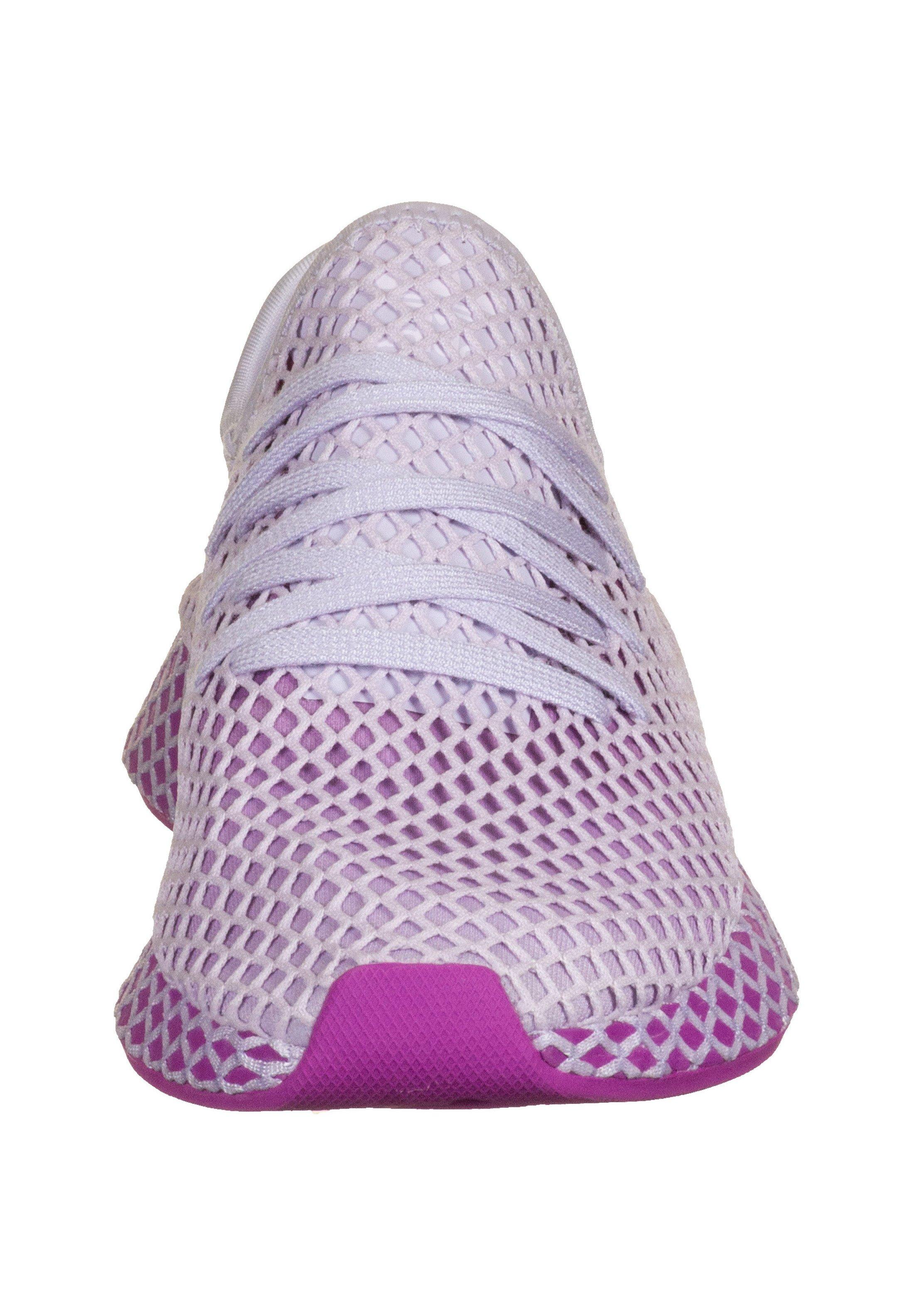 Adidas Originals Deerupt Runner - Baskets Basses Purple/white GLBYmKd