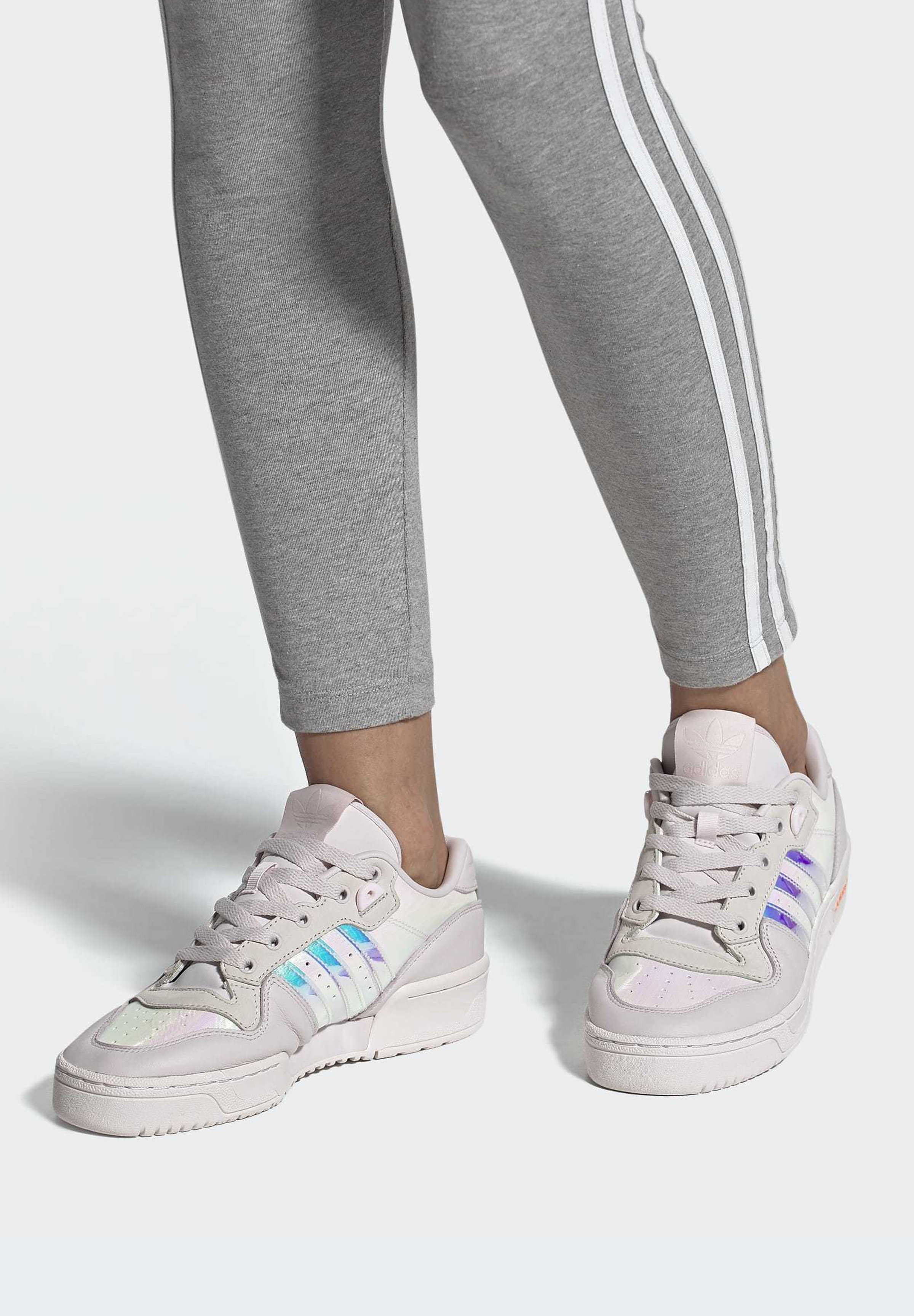 adidas Originals RIVALRY LOW SHOES - Joggesko - pink