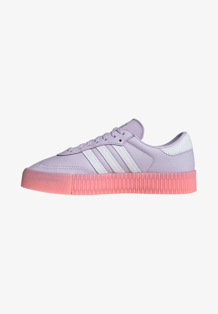 adidas Originals - SAMBAROSE - Joggesko - purple