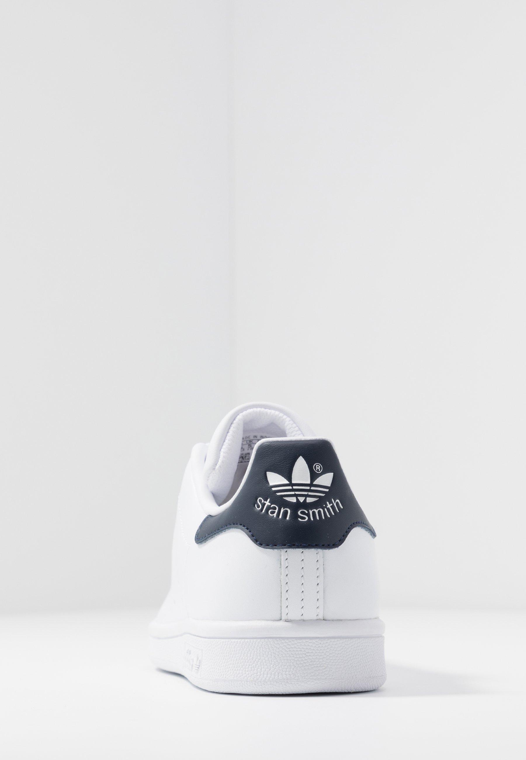Adidas Originals Stan Smith - Sneakers Laag Footwear White/collegiate Navy Goedkope Schoenen