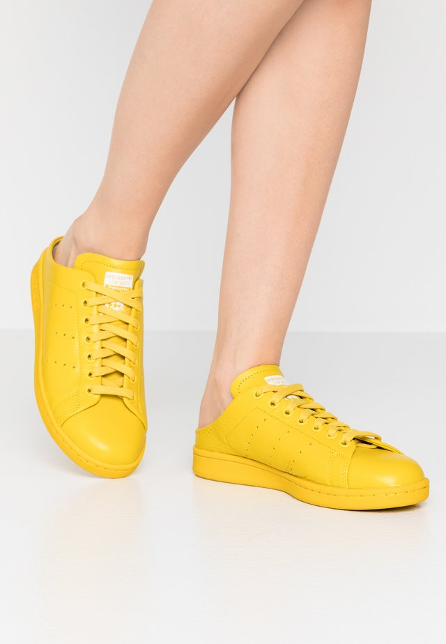 STAN SMITH - Sneakers - tri yellow/footwear white
