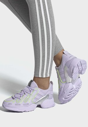 2020-03-01 EQT GAZELLE SHOES - Joggesko - purple