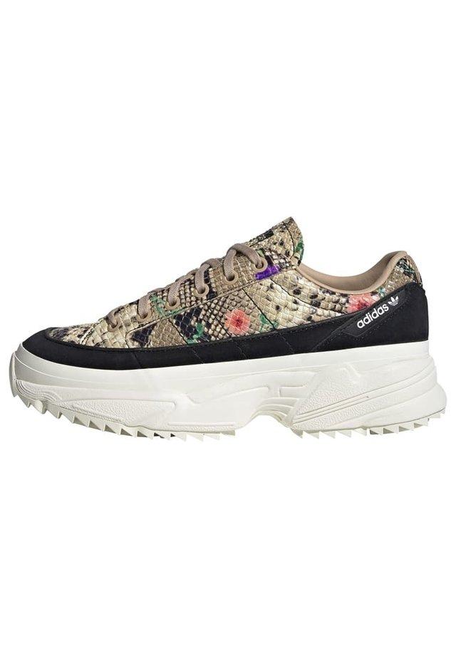 KIELLOR SHOES - Sneakers laag - beige