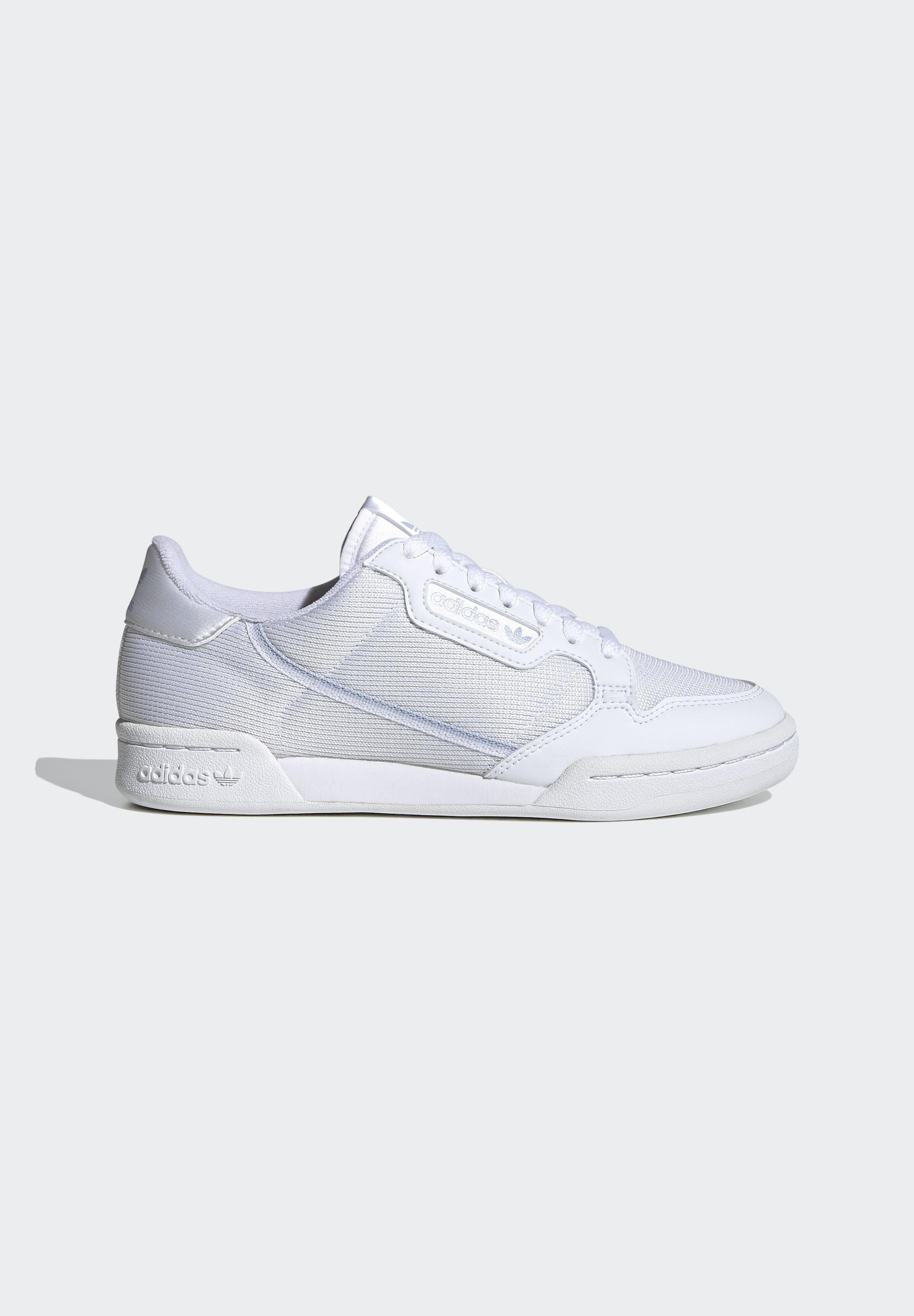 Adidas Originals Continental 80 Shoes - Baskets Basses White gf0oXu6
