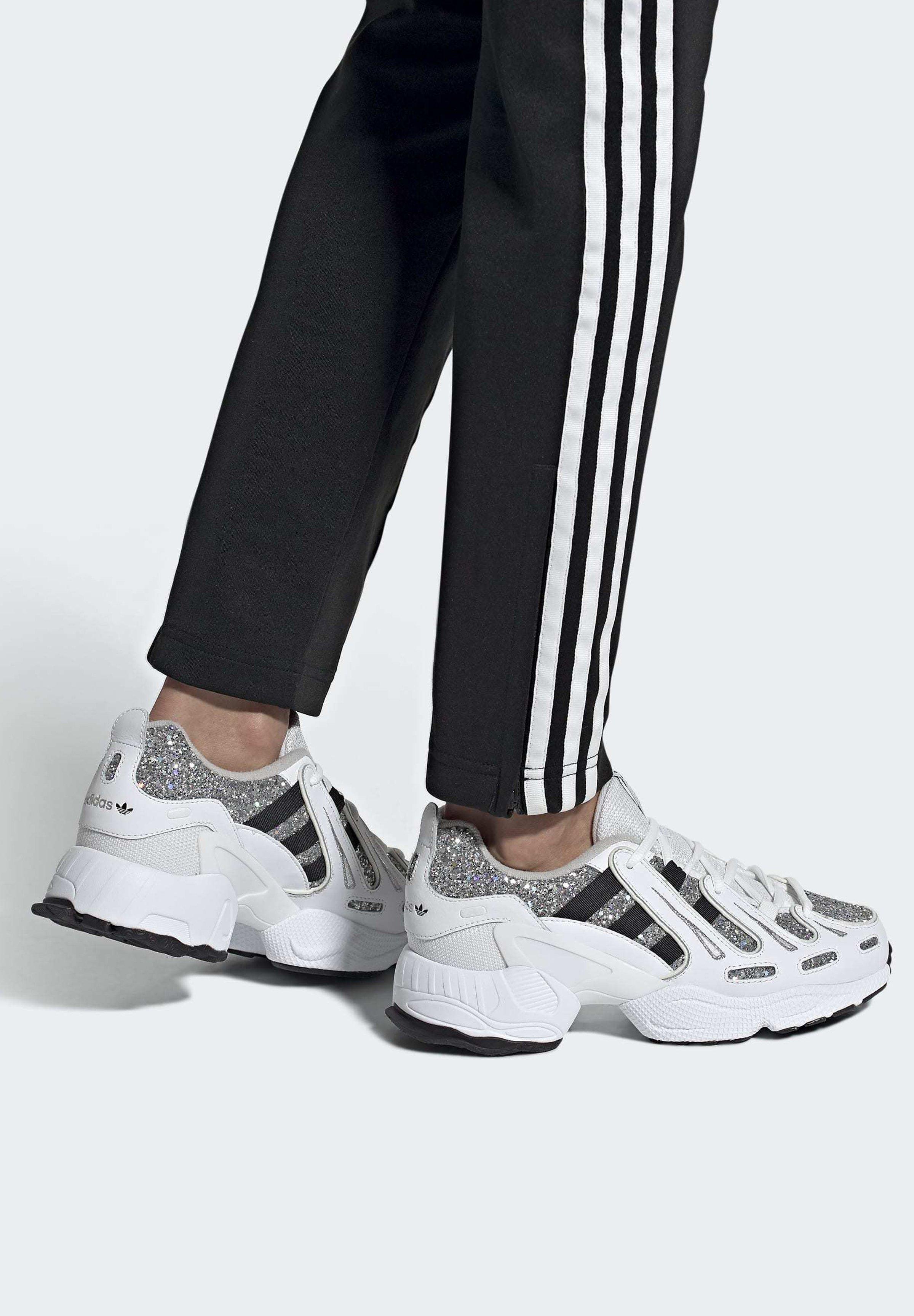 adidas originals YUNG 1 crystal whiteGREY ONE F17core