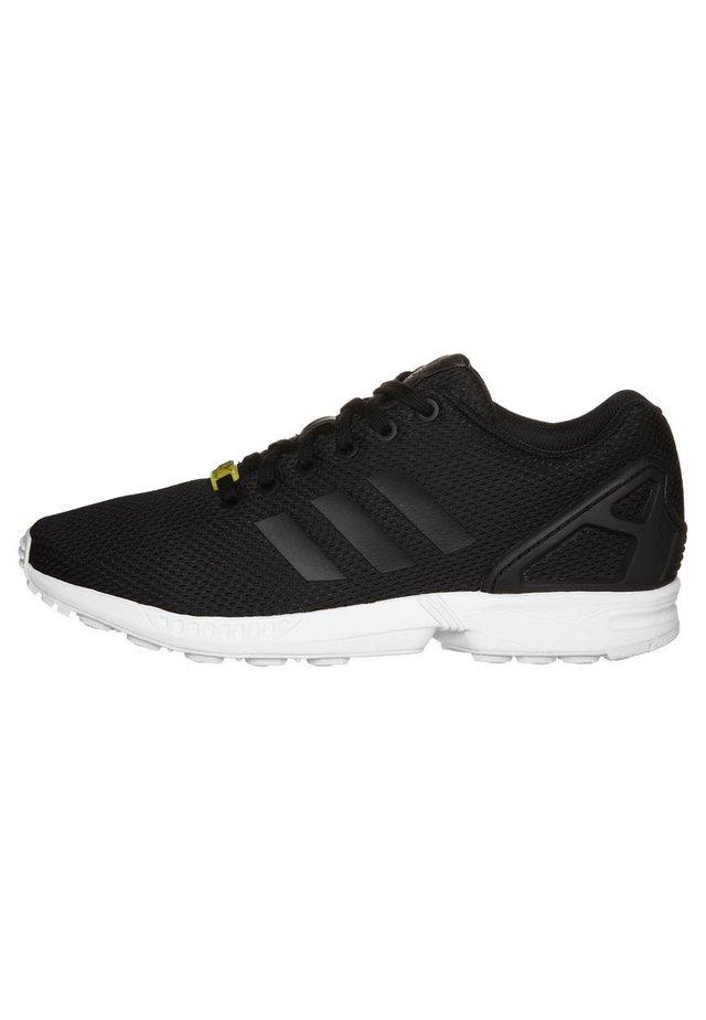 ZX FLUX - Sneakers - black1/black1/wht