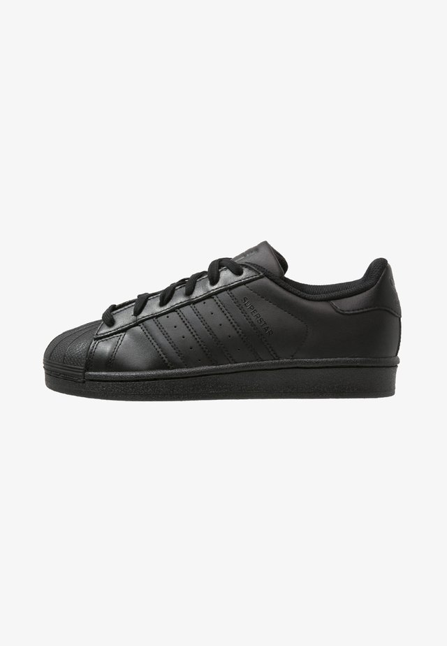 SUPERSTAR FOUNDATION - Zapatillas - core black