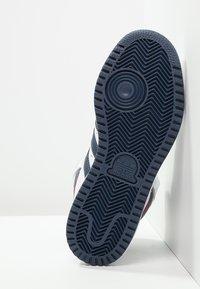 adidas Originals - TOP TEN  - Høye joggesko - neo white/new navy/collegiate red - 4