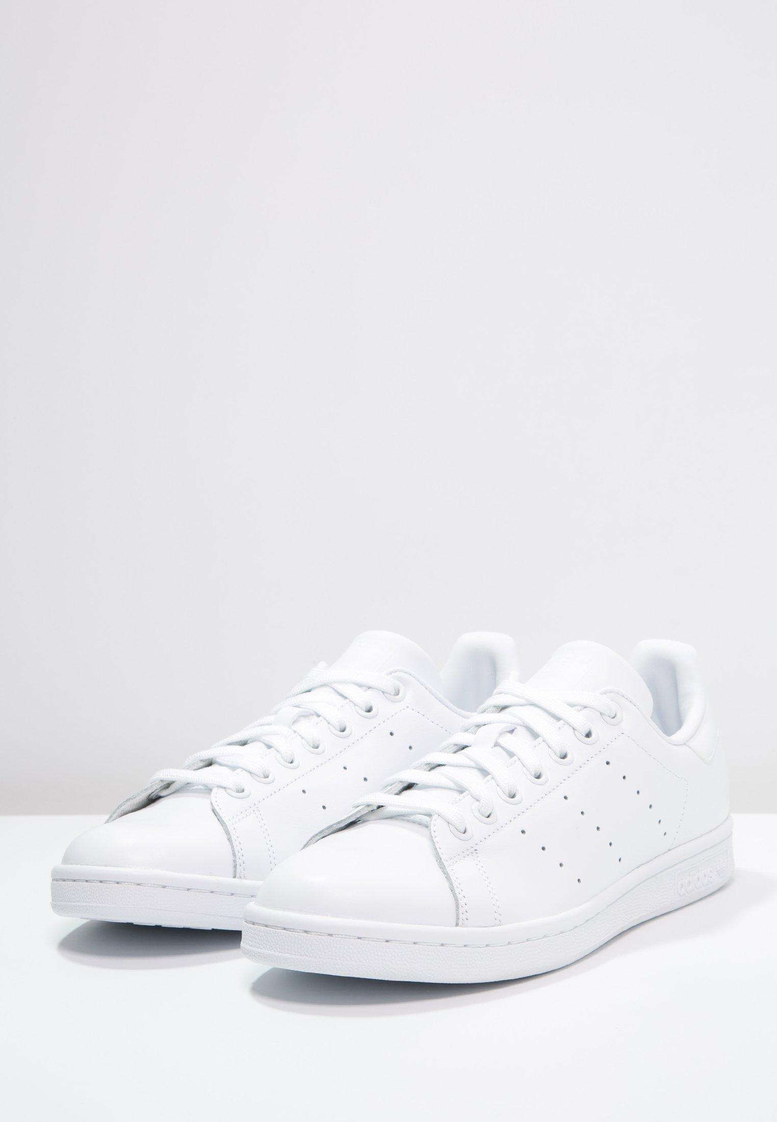 adidas Originals STAN SMITH - Sneakersy niskie - white