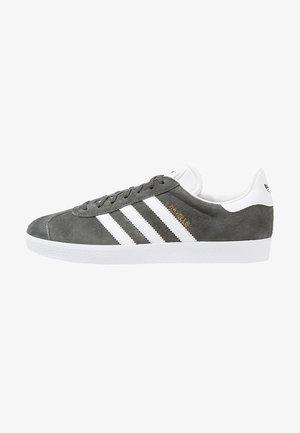 GAZELLE - Sneakers - solid grey/white/gold metallic