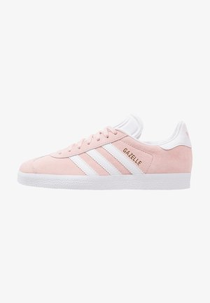 GAZELLE - Sneaker low - vapour pink/white/gold metallic