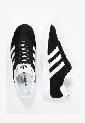 GAZELLE - Sneakersy niskie - black