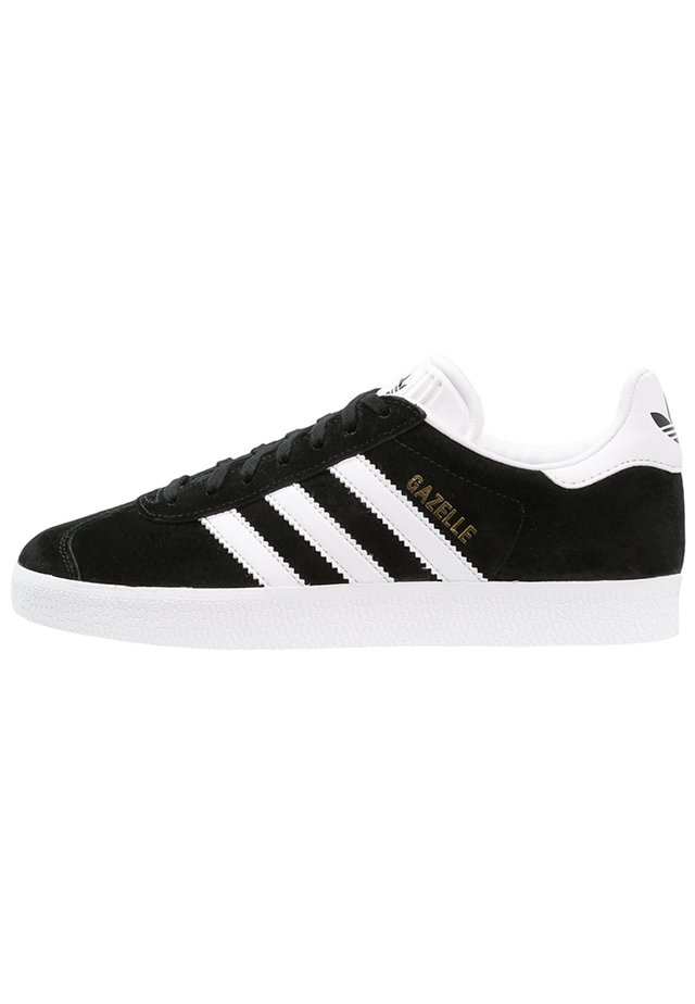 GAZELLE - Baskets basses - black