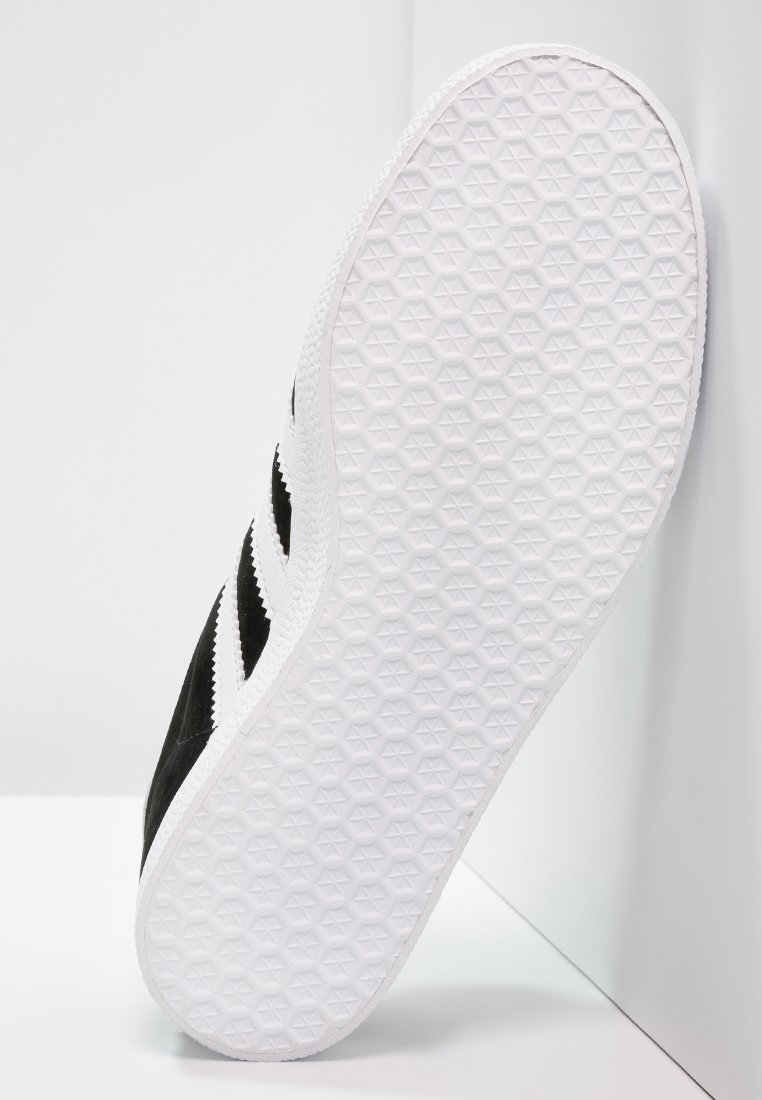 Adidas Originals Gazelle - Sneakers Core Black/white/gold Metallic