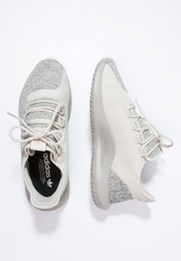 adidas Originals - TUBULAR SHADOW  - Trainers - clear brown/light brown/core black - 1