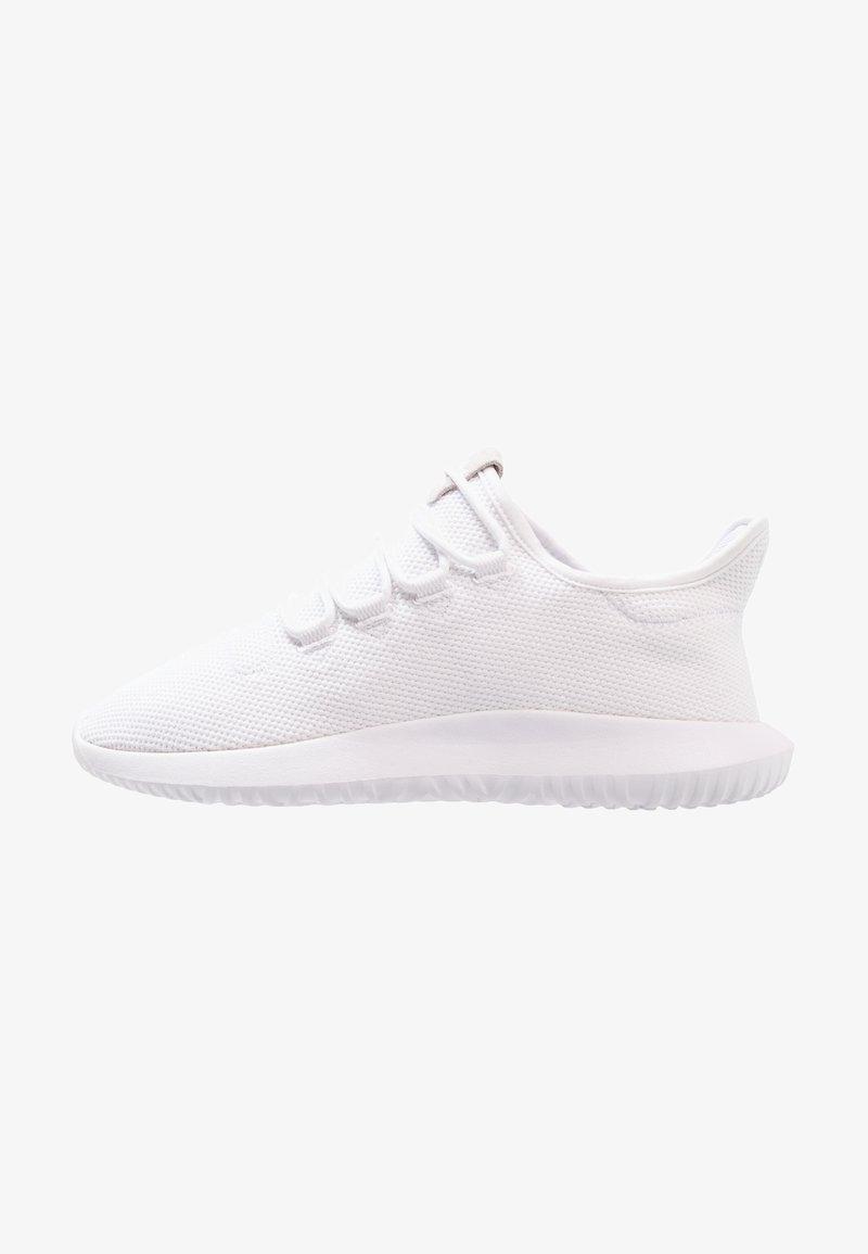 adidas Originals - TUBULAR SHADOW - Sneakers laag - white/black